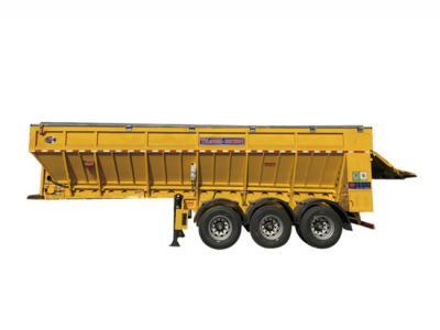 Special vehicle for asphalt transportation