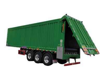 智能输送带垃圾污泥转运车