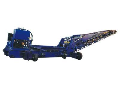 智能输送带卸货车配套产品移动皮带输送机
