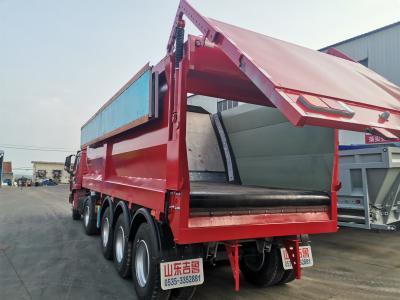 推板式平移卸货车